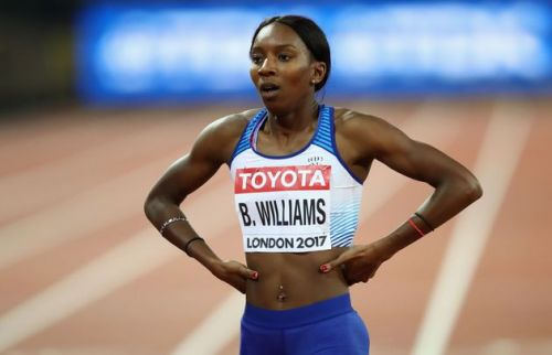 Team GB's Bianca Williams Plans Legal Action Against Met Police After Being 'Racially Profiled'