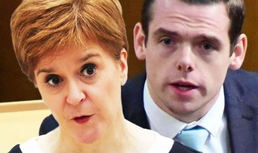 Sturgeon's there for the taking: Tories Ross and Davidson set out plan to crush SNP