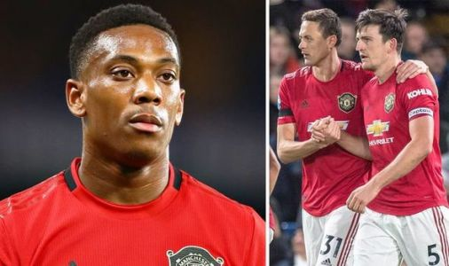 Man Utd player ratings vs Chelsea: Martial shines but Maguire madness could've been costly
