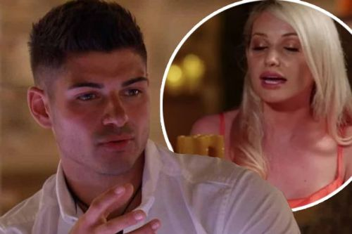 Love Island: Anton reveals secret rift with Amy Hart as he confirms they 'don't click'
