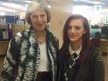 Blogger, 22, who challenged PM Theresa May about mental health funding 'hanged herself'