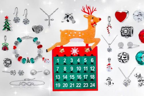 Wowcher selling new version of sell out Swarovski advent calendar for Christmas