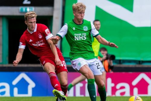 Paul Kane tells Aberdeen to forget second spot as they're not even assured third