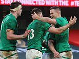 Ireland 31-16 Scotland: Andy Farrell's side secure third place in Autumn Nations Cup