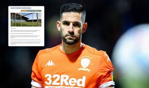 Leeds respond to eight-game Kiko Casilla ban with statement as star guilty of racial abuse