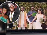Lupita Nyong'o shares 'a moment of joy' as she watches her brother's wedding on her laptop