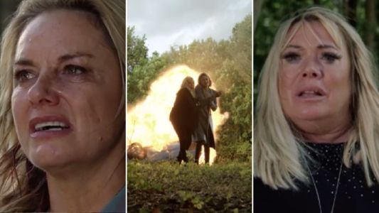 EastEnders spoilers: Shocking scenes as Mel Owen dies after surviving car explosion