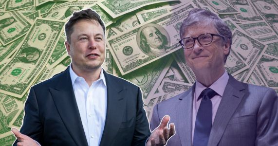 Elon Musk overtakes Bill Gates as second-richest person in the world