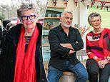 Bake Off judge Prue Leith admits she 'enjoys the attention' she receives from fans