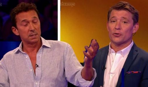 Tipping Point host Ben Shephard red-faced as Bruno Tonilio walks off: 'I'm going home!'