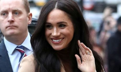 Meghan Markle fury: US media bitterly turns on 'freeloading' Sussexes after bank speech
