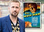 Ryan Gosling will play the title character in Universal Studios' impending Wolfman film