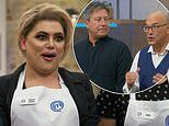 Celebrity Masterchef's Baga Chipz jokes judges John Torode and Gregg Wallace 'gave her the eye'