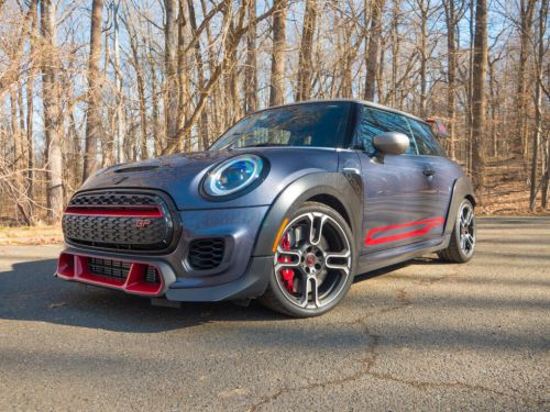The 2021 Mini John Cooper Works GP: Bonkers, but too little fun