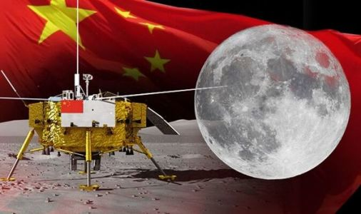 Space mystery: China FINALLY identifies weird 'gel-like' material found on Moon's far side