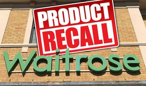 Food recall: Waitrose issues warning on cheese and chocolate amid serious allergy fears