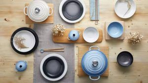 Le Creuset launches a new 'Zen' range and you'll want it all