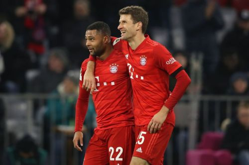 Thomas Muller pokes fun at Arsenal after Serge Gnabry's double against Chelsea
