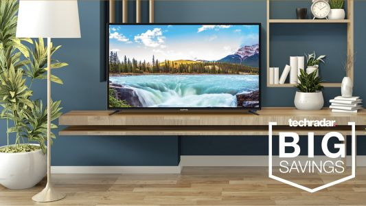 Walmart has this 50-inch 4K TV on sale for just $189.99