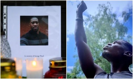 Man Utd's Paul Pogba shows Black Lives Matter solidarity as he admits George Floyd 'anger'