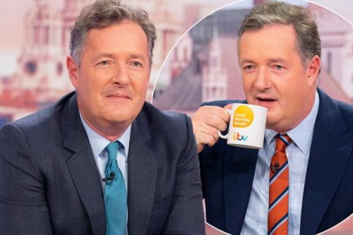 Piers Morgan hints he's leaving Good Morning Britain by the end of the year