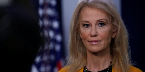Kellyanne Conway breaks from Trump's refusal to concede, saying 'Joe Biden and Kamala Harris will prevail'