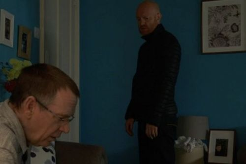 EastEnders' Max rumbles Sharon is trying to kill Ian - but fans fear twist