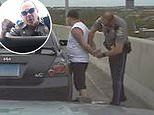 Connecticut trooper goes off on a rage-filled tirade because a speeding motorist gave him the finger