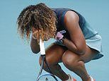 World number one Naomi Osaka crashes out of Miami Open in shock defeat to 27th seed Hsieh Su-wei