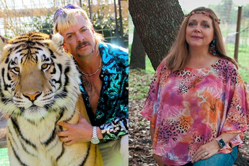 Carole Baskin wins control of Tiger King Joe Exotic's former zoo