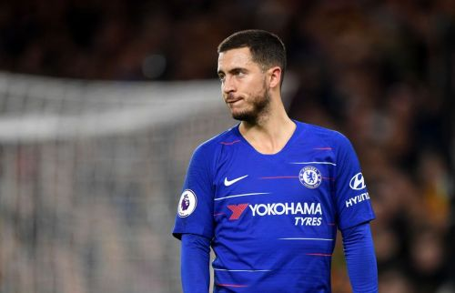 Eden Hazard offers support to Raheem Sterling after Chelsea fan's alleged racial abuse