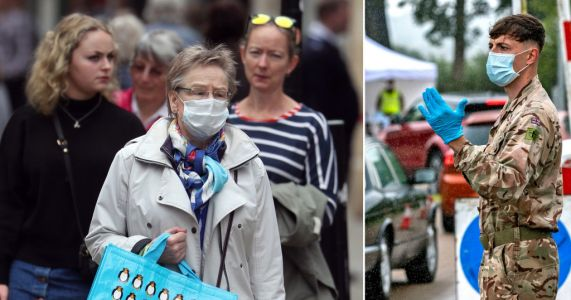 UK death toll hits 45,053 after another 85 people die