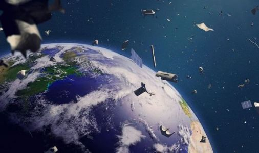 Space junk poses threat to astronauts on board the ISS - Alok Sharma