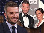 David Beckham still has train ticket stub that Victoria used to write down her phone number in 1997