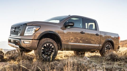What will happen when 5G works in trucks like the 2020 Nissan Titan?