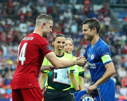 Jordan Henderson contacts Azpilcueta and other PL captains to start multi-million pound COVID-19 fund