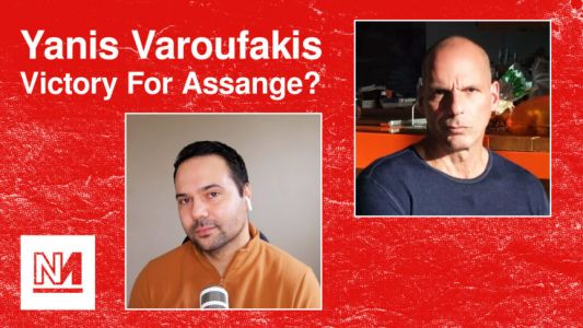 Does the US Want Julian Assange Dead? | Interview With Yanis Varoufakis
