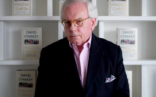 David Starkey says 'resentments will fester' if conversations around race are shut down in apology for 'so many damn blacks' remark