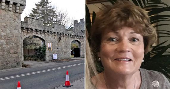 Mum died after being struck by car while taking picture of I'm a Celeb castle