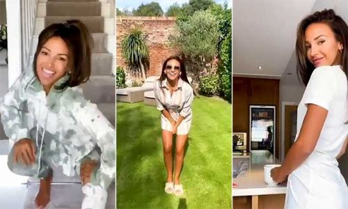 Michelle Keegan shares jaw-dropping video tour of £2million Essex mansion