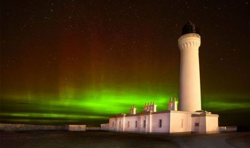 Northern Lights in the UK: Can you see the Northern Lights in Scotland?