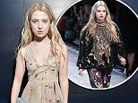 Noel Gallagher's daughter Anais, 18, lands contributing fashion editor job at glossy magazine Tatler