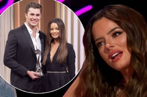 Maura Higgins and Curtis Pritchard announced as NTA hosts amid 'fake love' claims