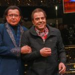 In Pictures: Dharmendra and Mithun Chakraborty on sets of 'Dance+ 5'