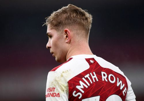 Emile Smith Rowe credits Alexandre Lacazette for his impact in Arsenal team