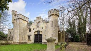 You can now stay at this stunning Airbnb castle for just £13 a night