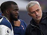 Tottenham star Tanguy Ndombele speaks out on Jose Mourinho's repeated criticism