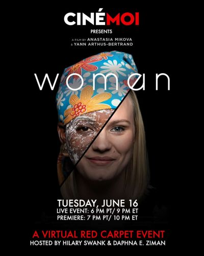 'WOMAN' Virtual Red Carpet Event & Screening