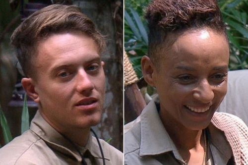 I'm a Celeb viewers turn on Adele and Roman after row by voting them for trial