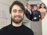 Daniel Radcliffe reveals he still texts his Harry Potter co-stars